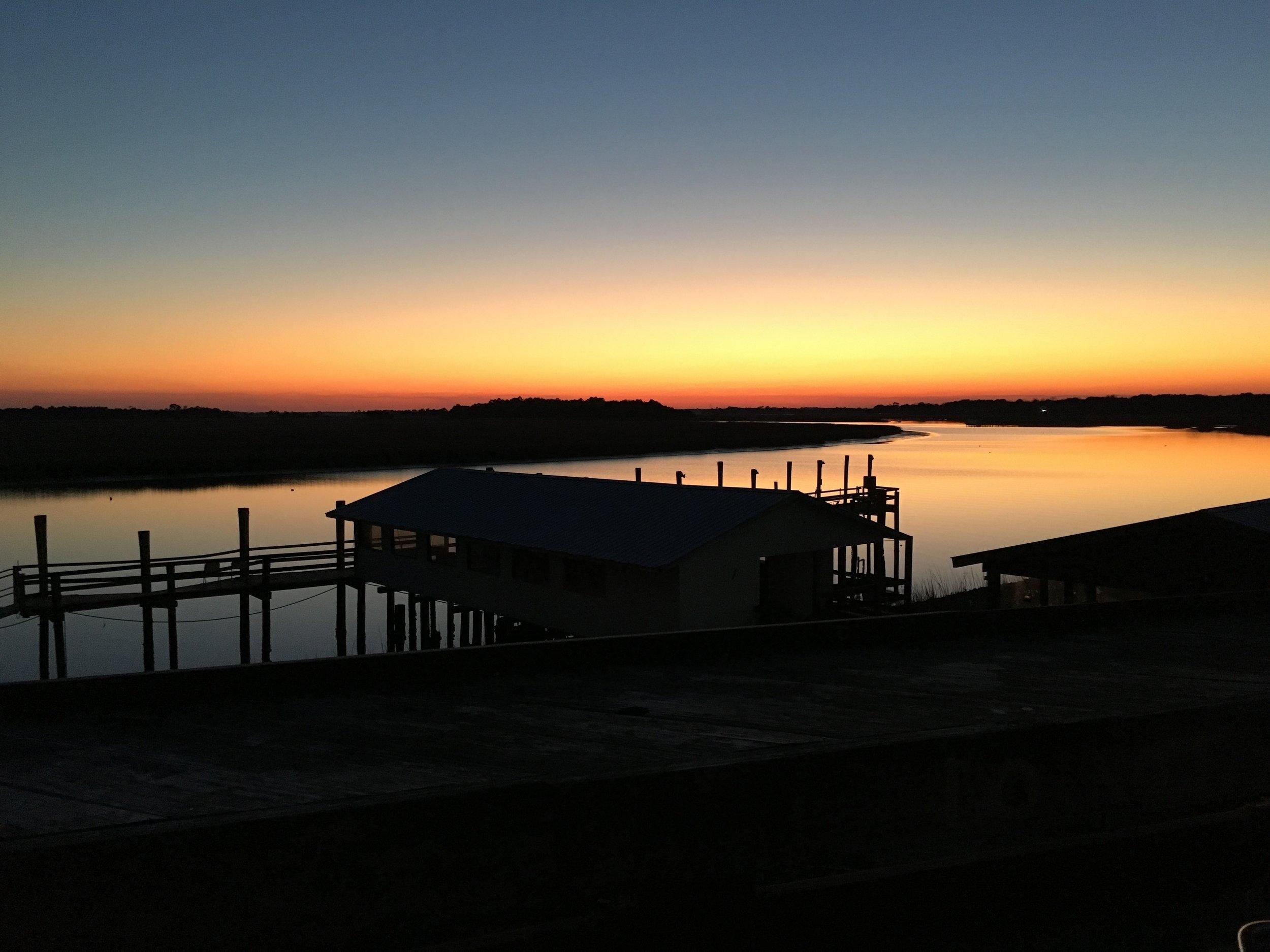 Wanderlust-blog-Charleston-travel-package-sunset