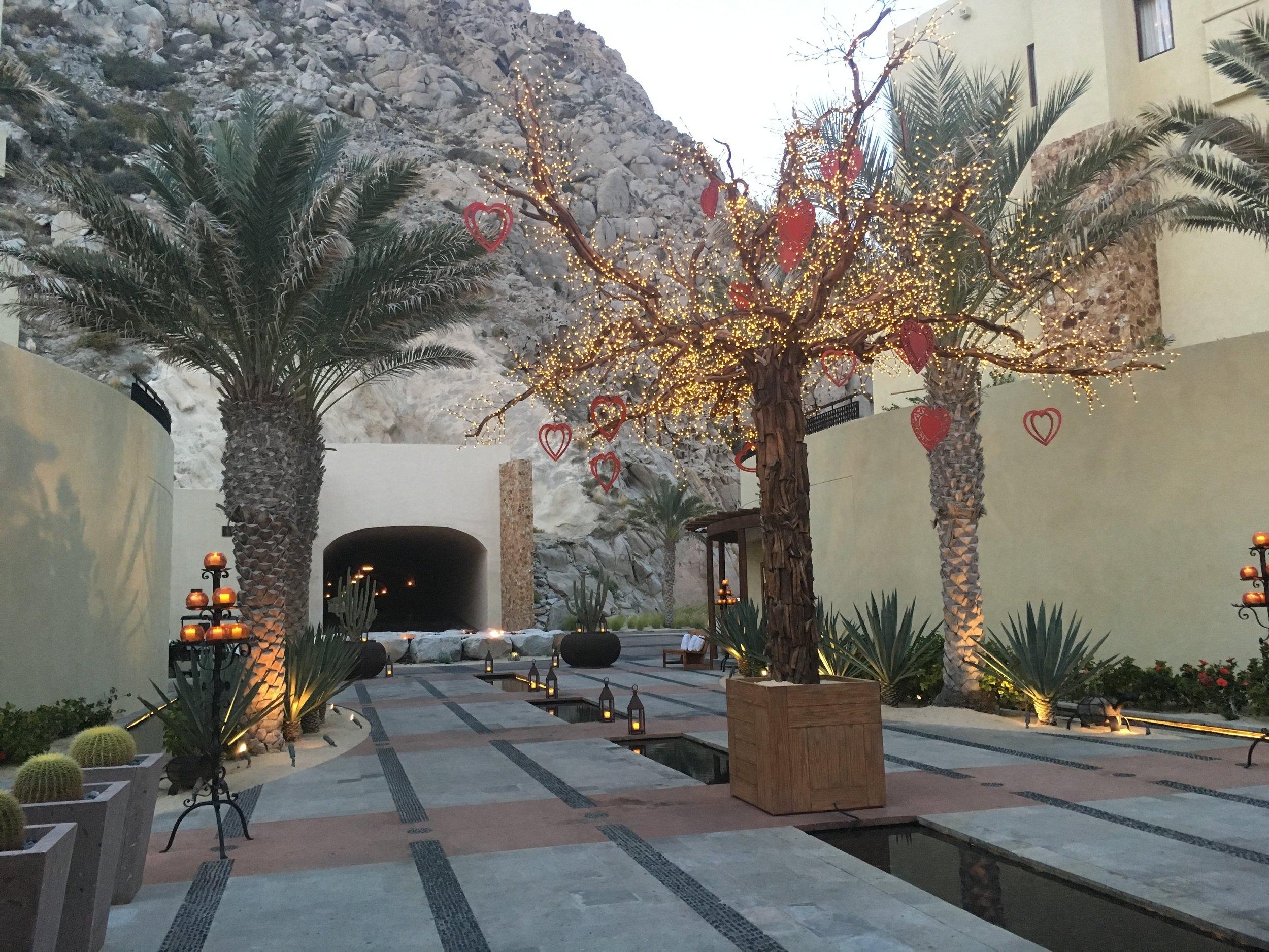 Wanderlust-blog-Resort-at-Pedregal-Los-Cabos-Mexico-entrance