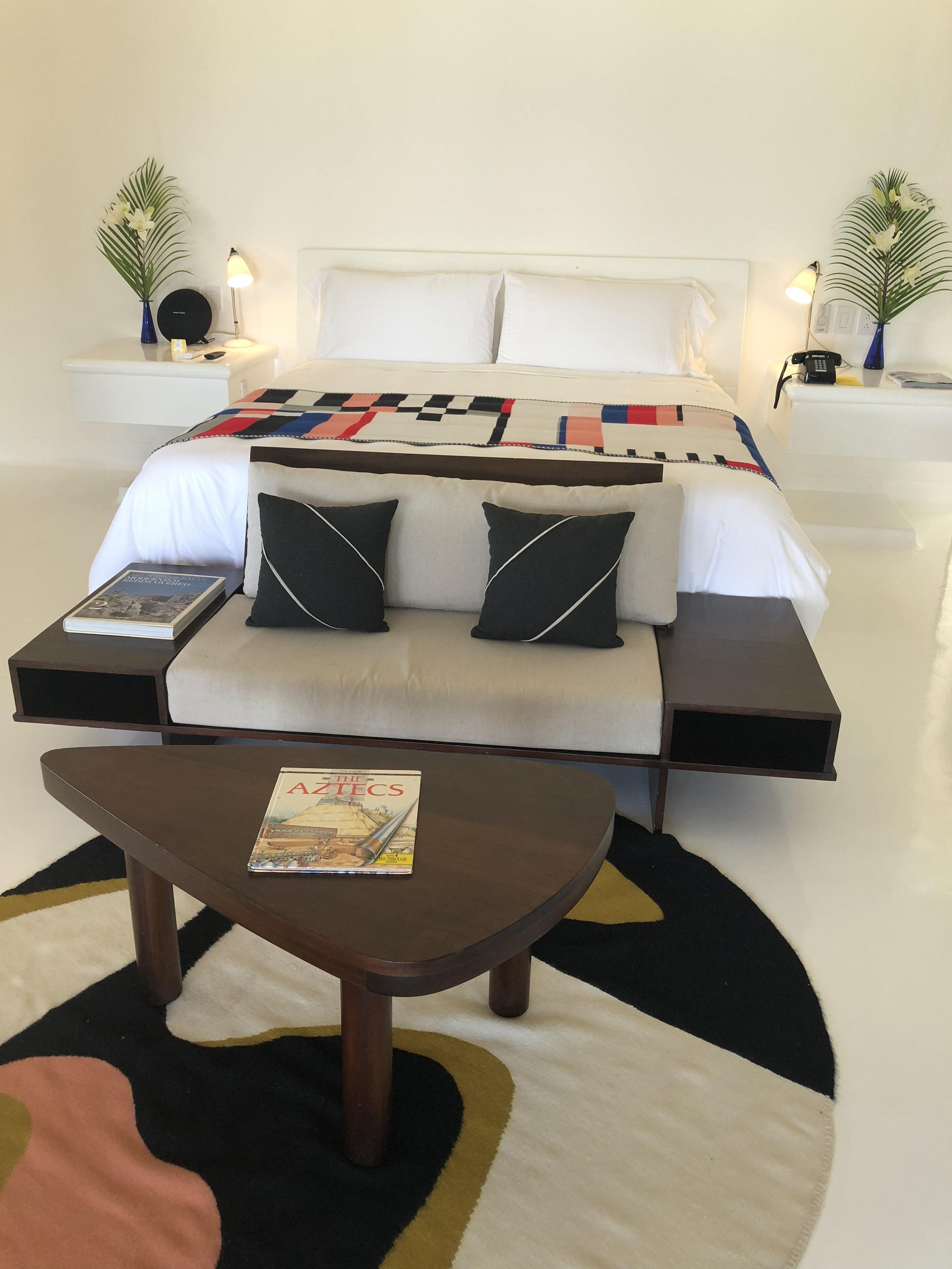 Wanderlust-Travel-blog-Hotel-Esencia-boutique-hotel-room