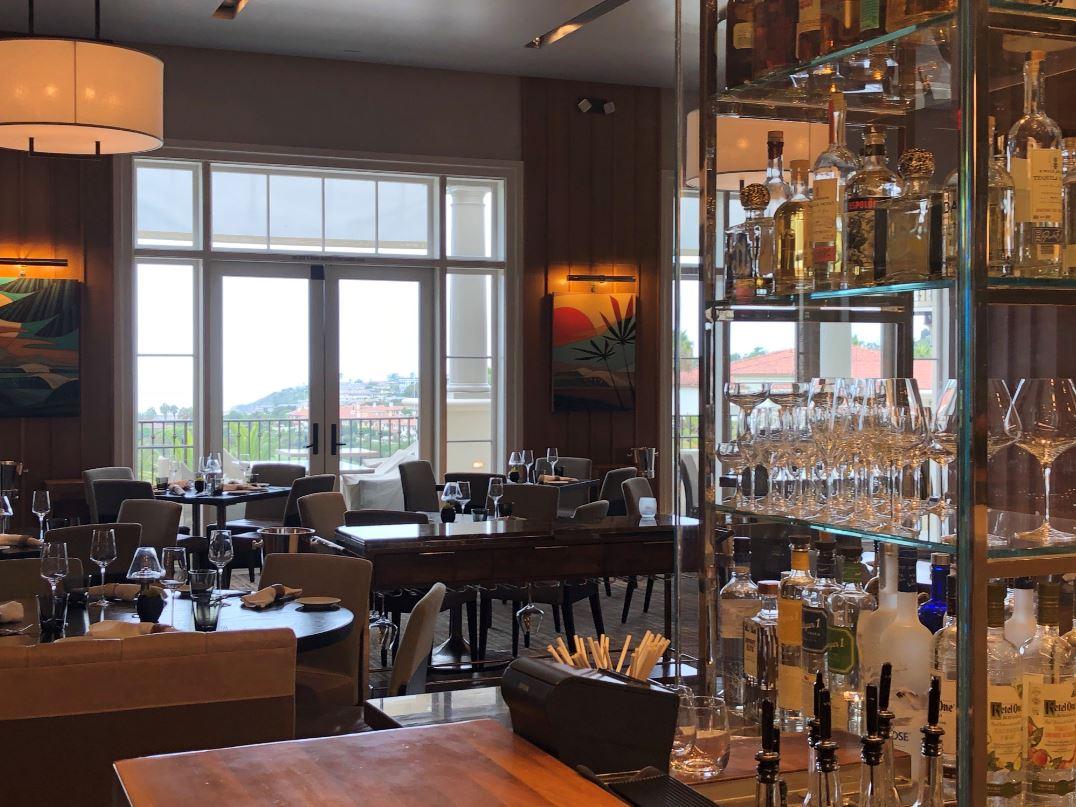 Wanderlust-Travel-blog-Monarch-Beach-Resort-restaurant-Bourbon-Steak
