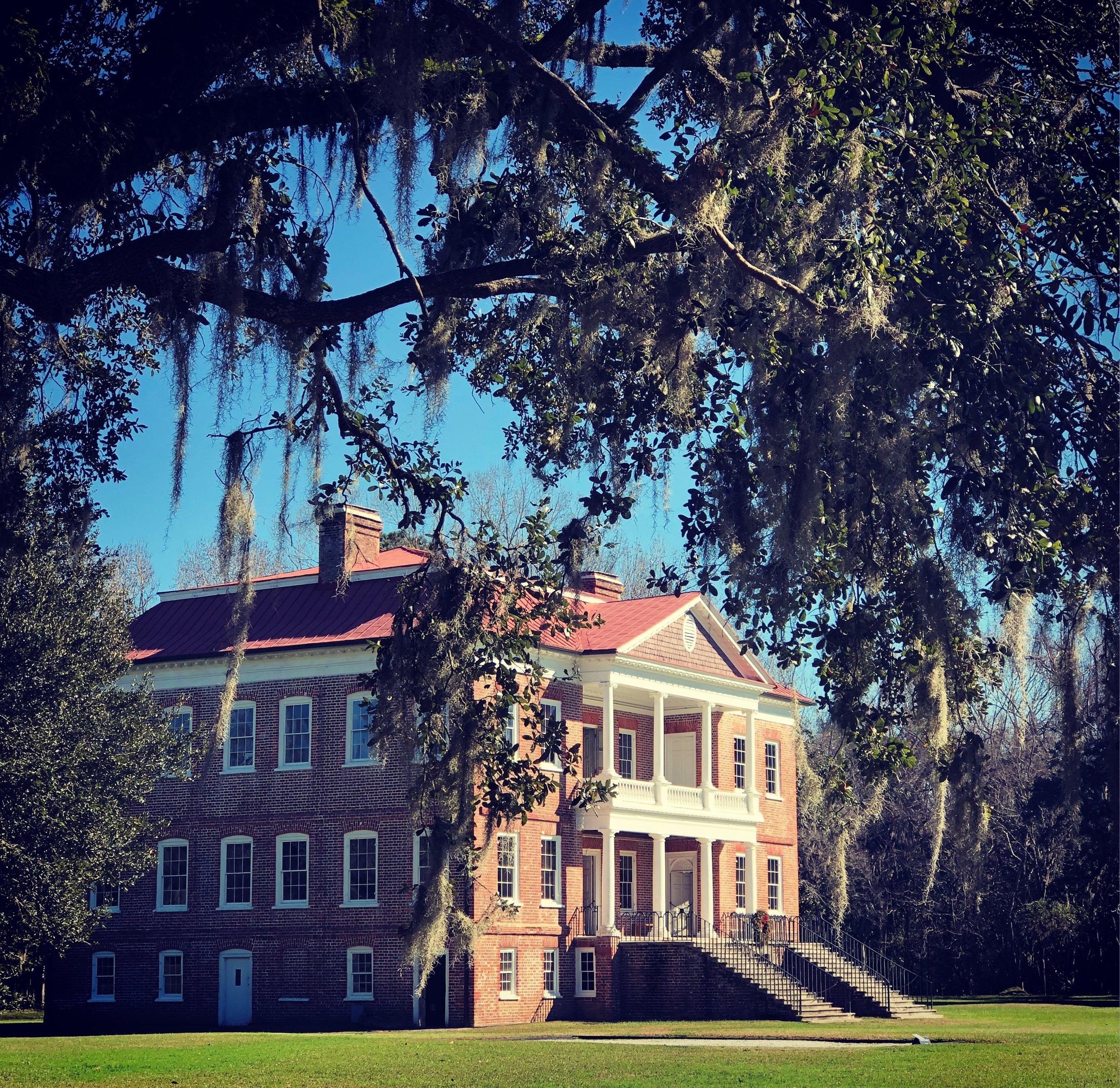Wanderlust-Travel-blog-Drayton-Hall-manor-Charleston
