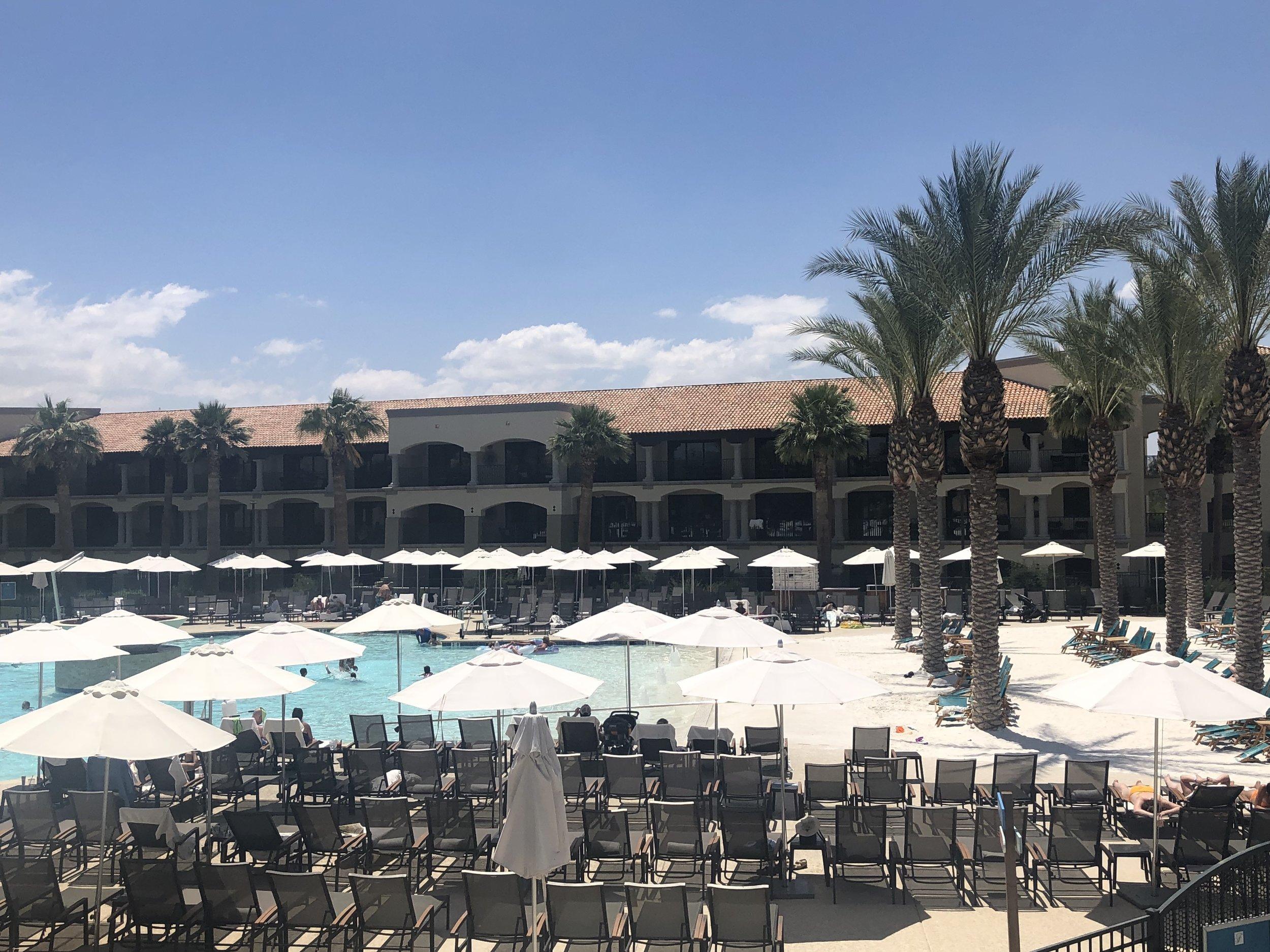 Wanderlust-travel-blog-Fairmont-Princess-Scottsdale-Arizona-pool
