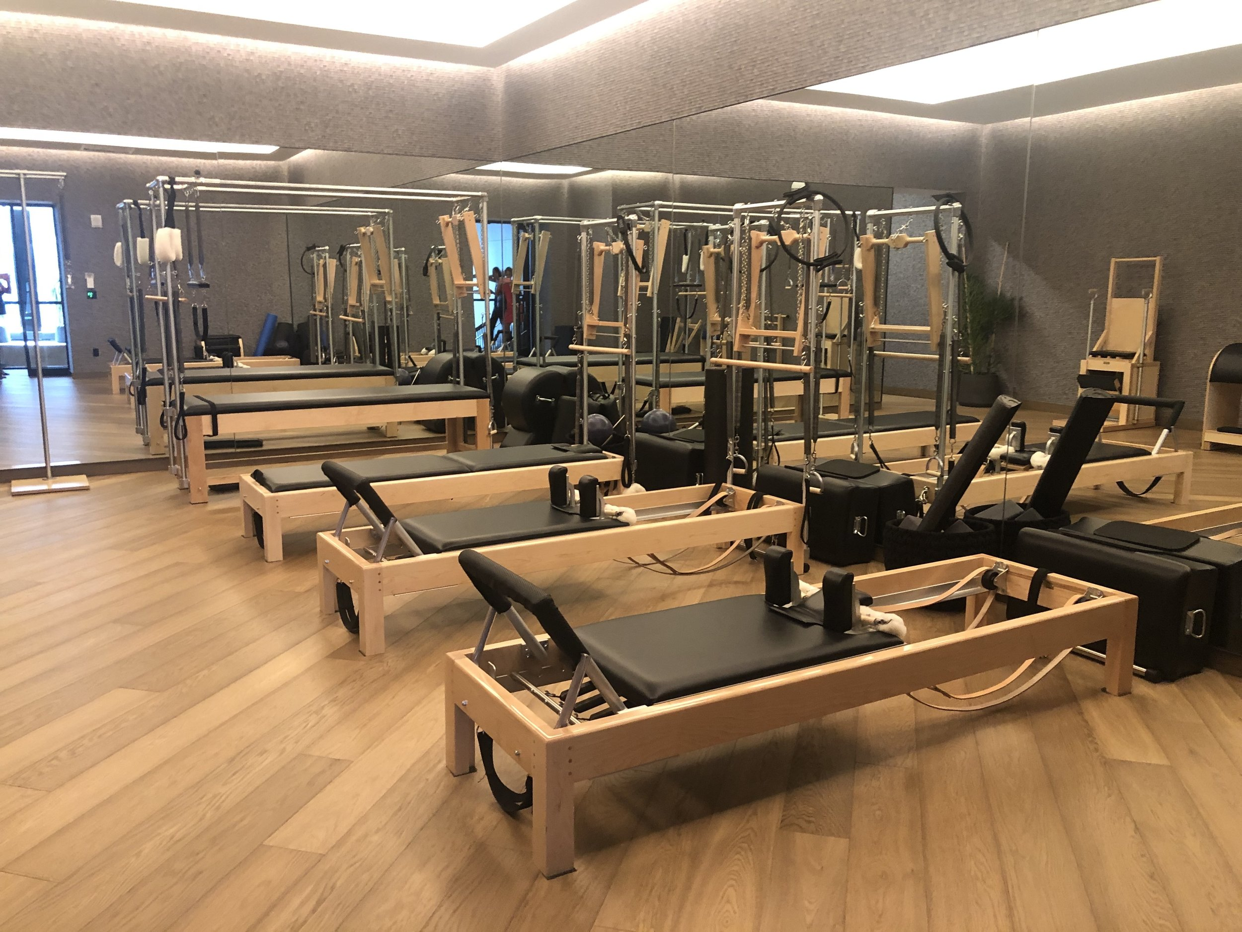 Wanderlust-Travel-blog-Equinox-Hotel-fitness-center