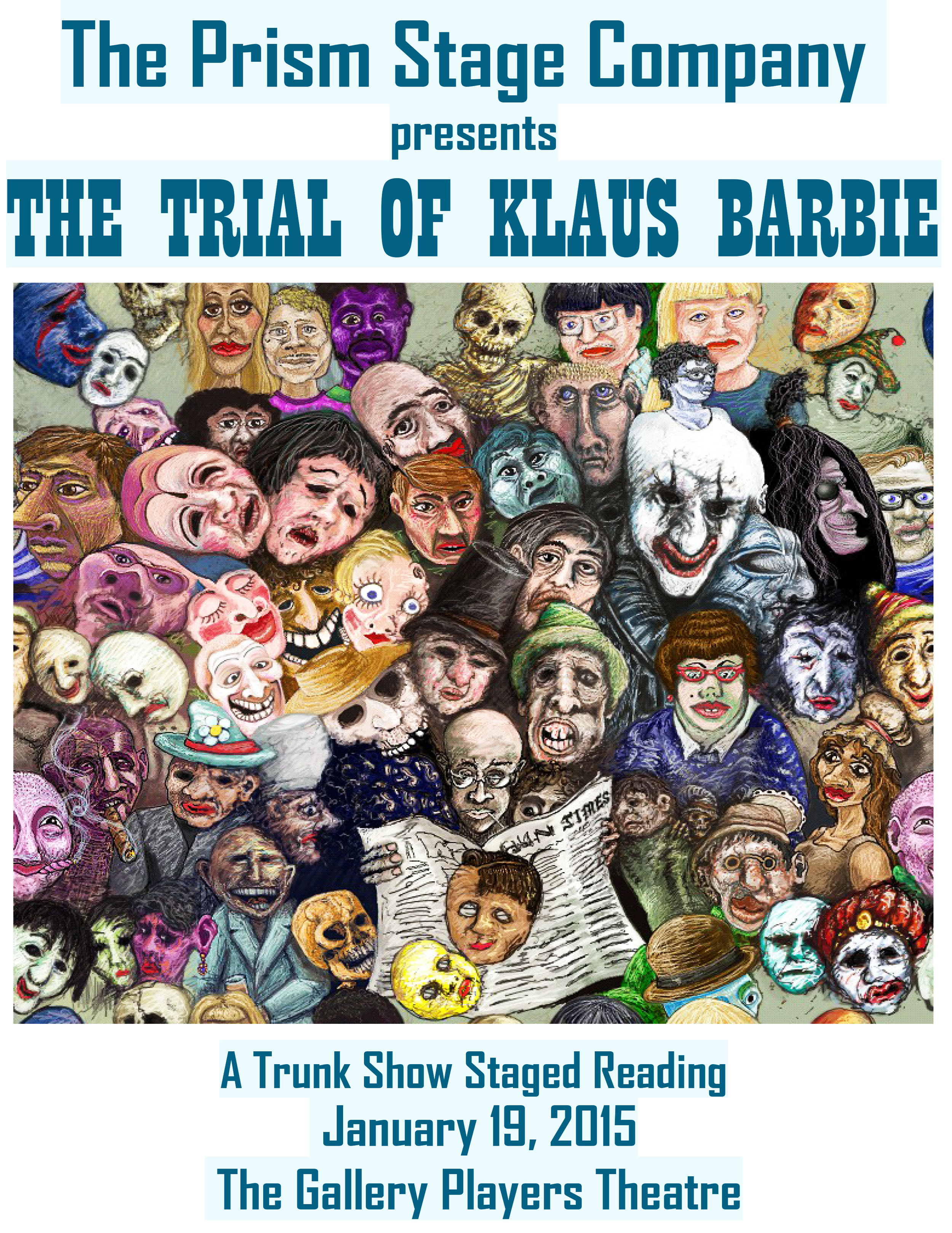 The Trial of Klaus Barbie