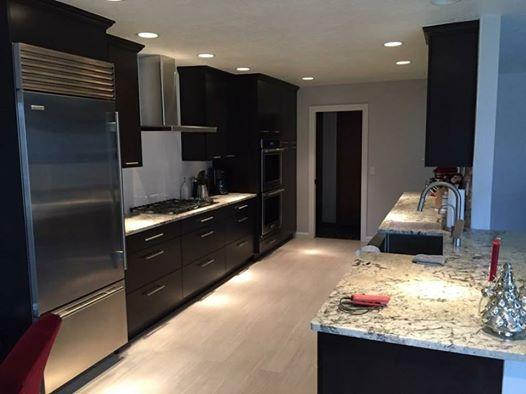 Oklahoma Kitchen Remodel Bath Home Design