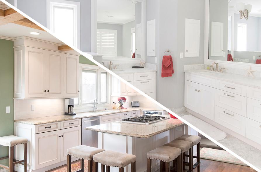 Traditional Kitchen & Bathroom - Nichols Hills