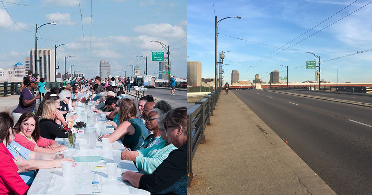 Without UpDayton, The Longest Table project would never have happened!