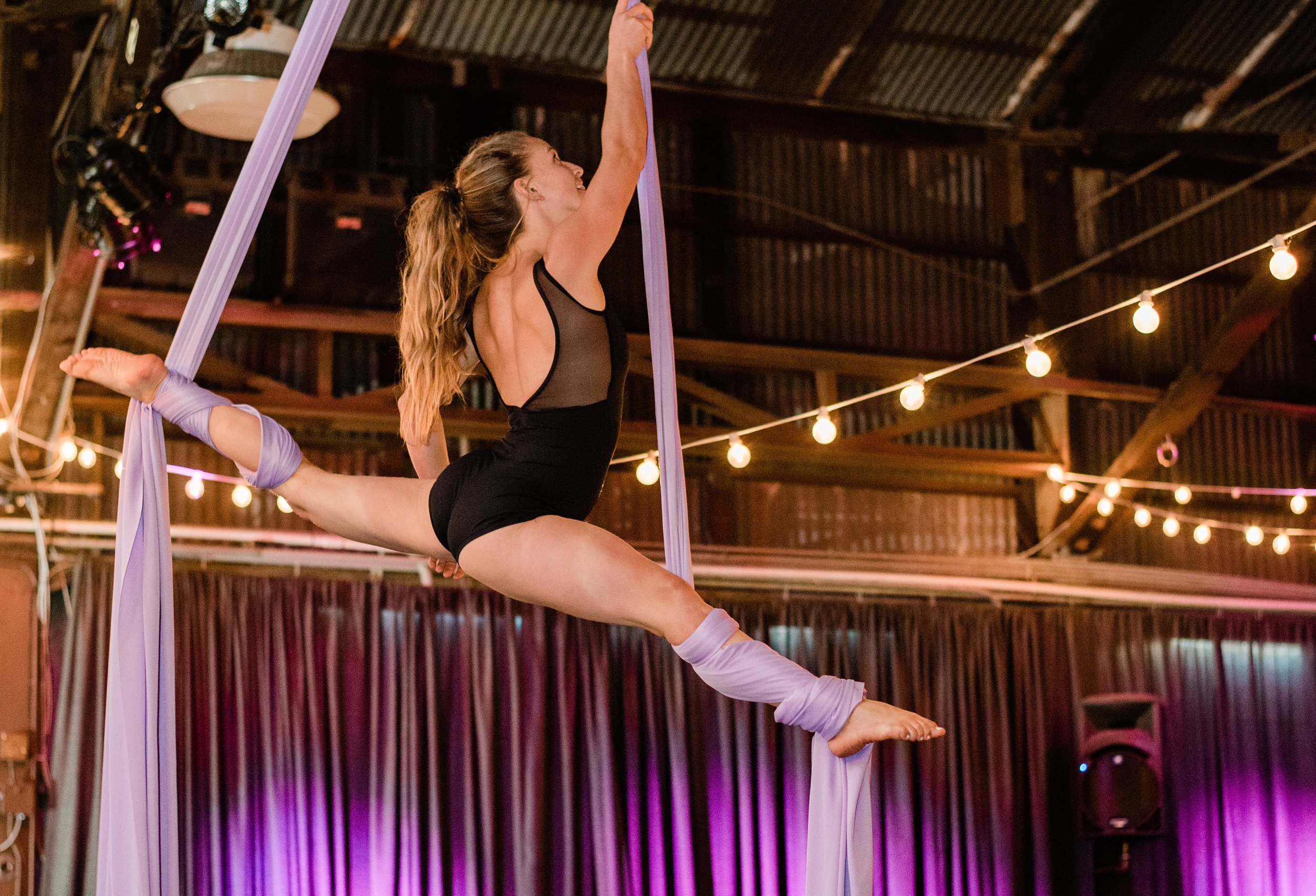One of the Best Event Venue for Aerialists in San Francisco