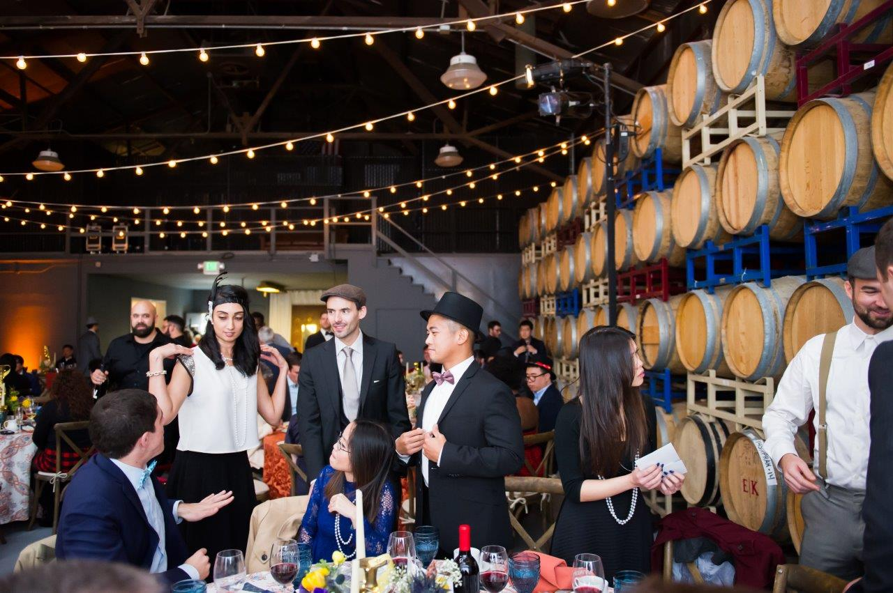 One of San Francisco's Top Event Venues for Holiday Parties