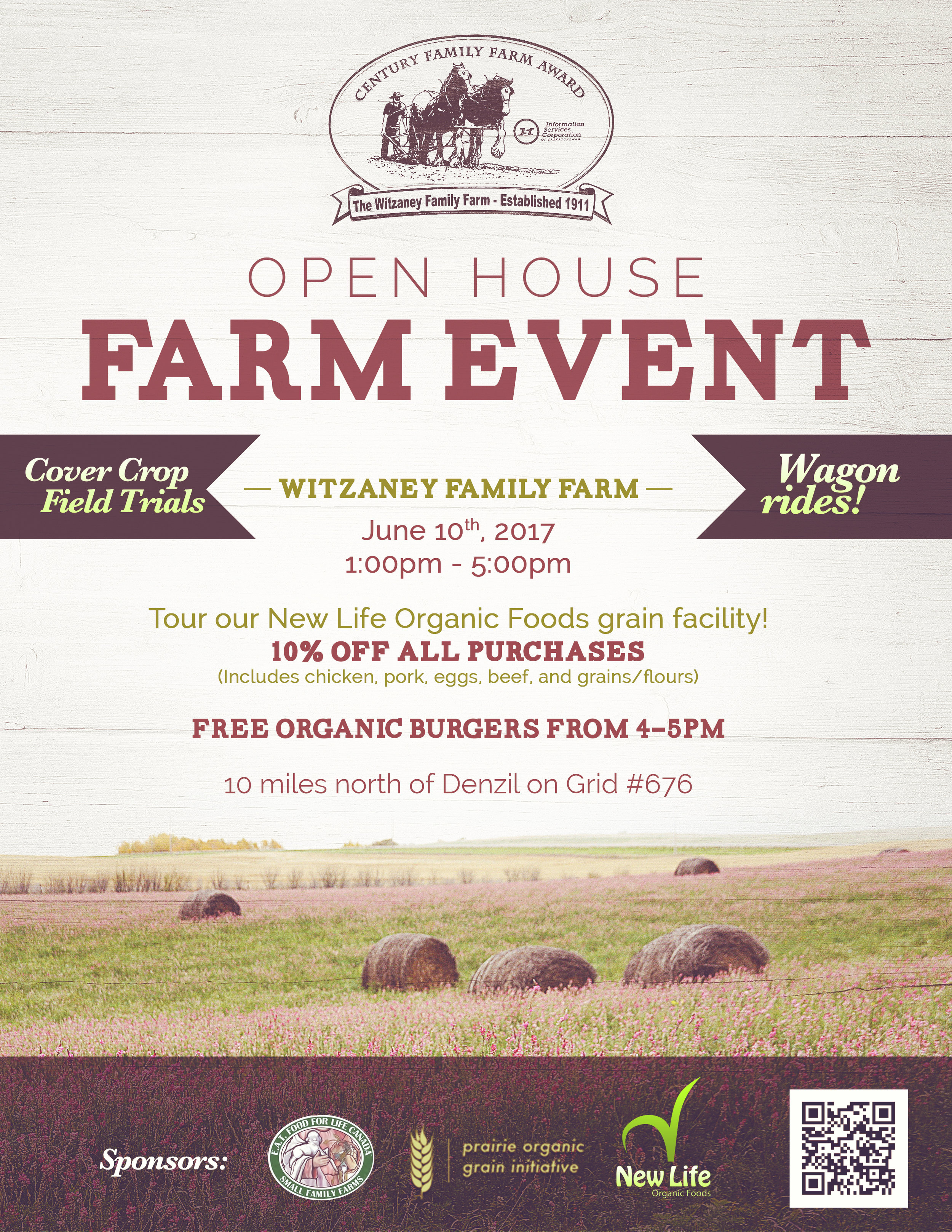 Open House Farm Event 2017