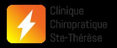 Logo Clinique Chiropratique Ste-Thérèse