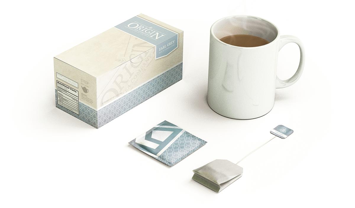 Origin Tea Earl Grey