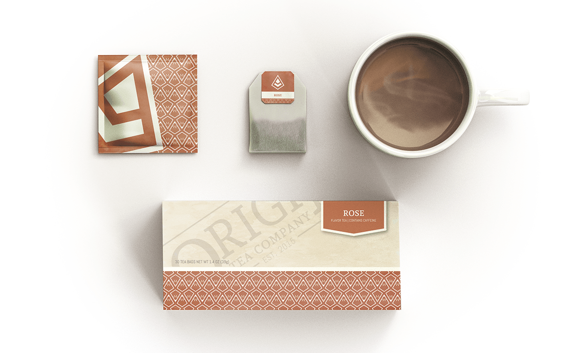 Origin Tea Rose