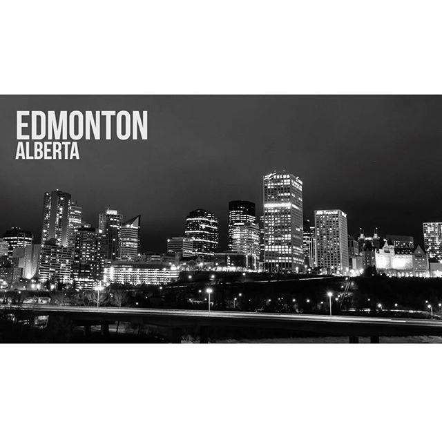 Love our city: Edmonton Skyline   📷 @kmhpro #YEG #ABPride #polarparkbrewing   Summer 2016