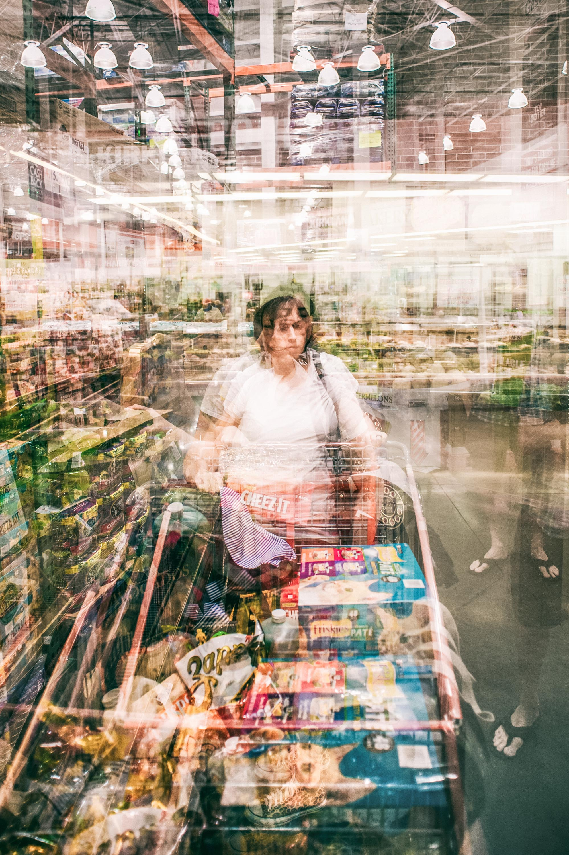 Brennan Probstof New Orleans, Louisiana - Duration (Grocery Run)