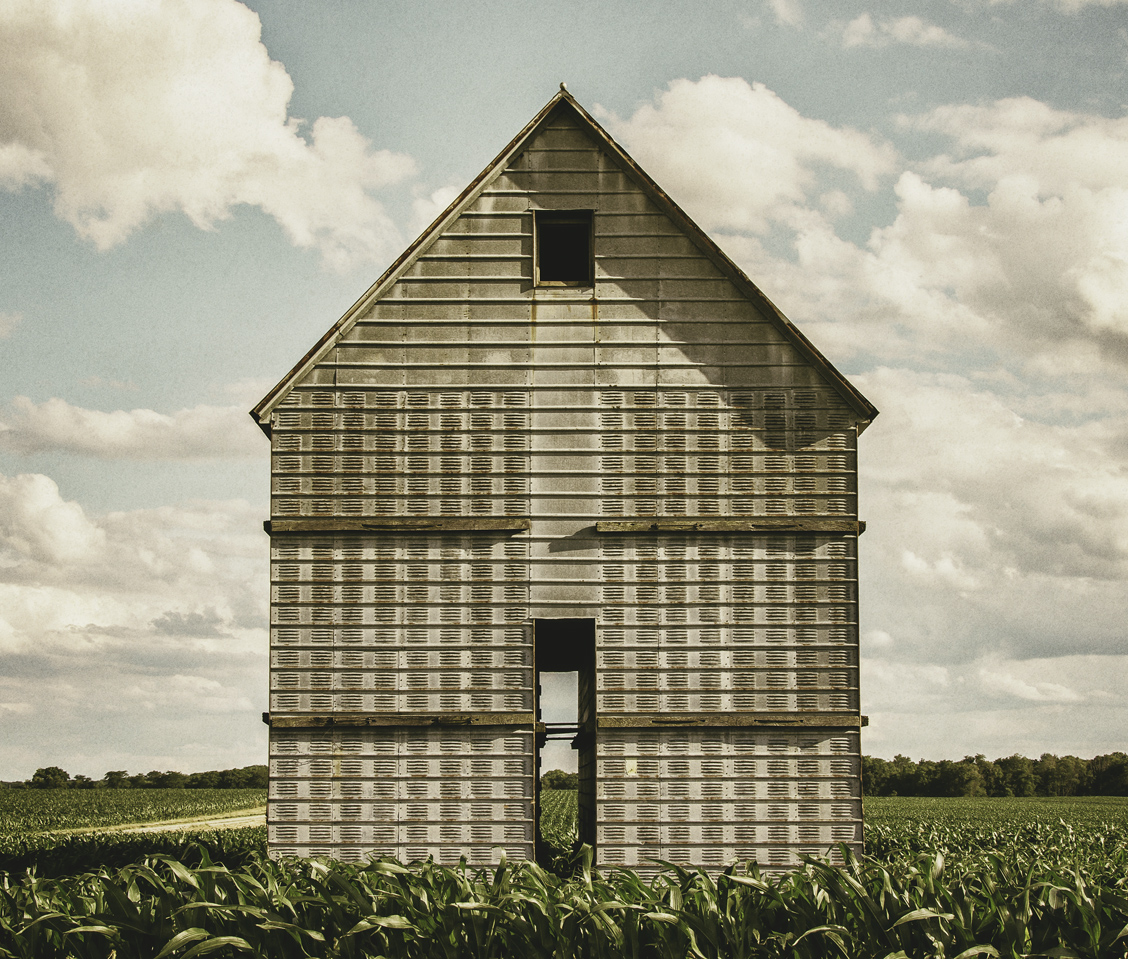 SHARON KNIGHT  - Macomb, IL   Midwest Gothic   photography