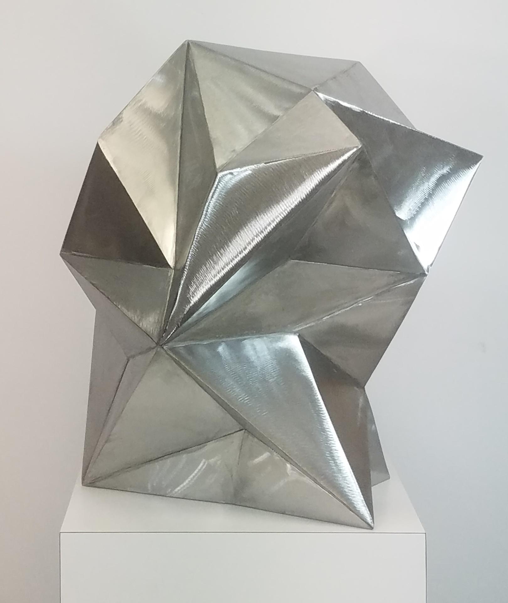 SASSOON KOSIAN  - Cranford, NJ   Belief System   steel, $2,500