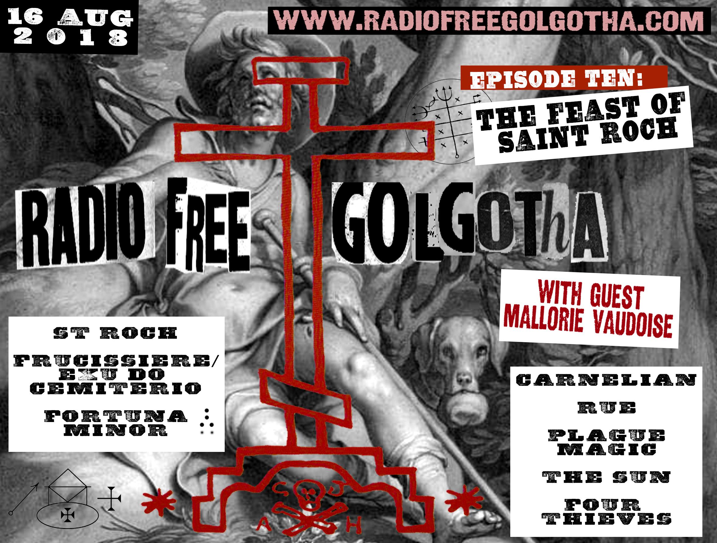 Radio Free Golgotha — Radio Free Golgotha