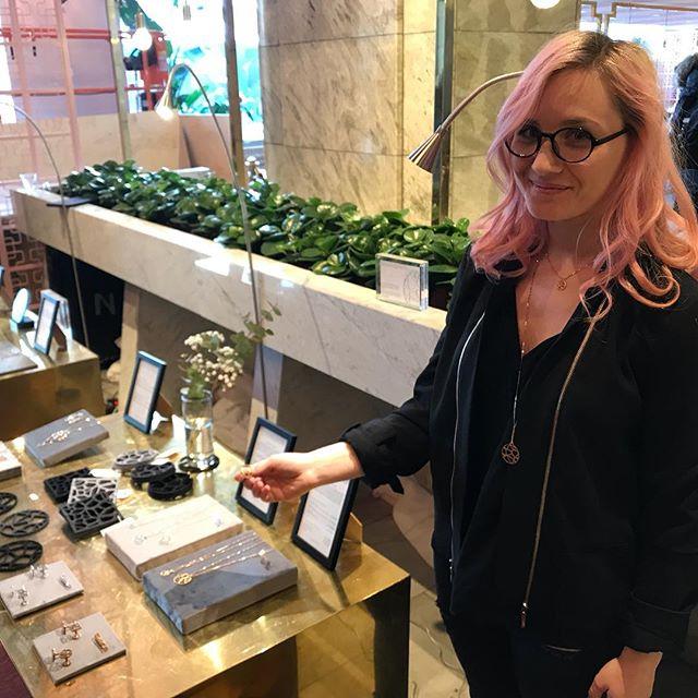 Beautiful Nova and her amazing Jewellery collection @lumitoro