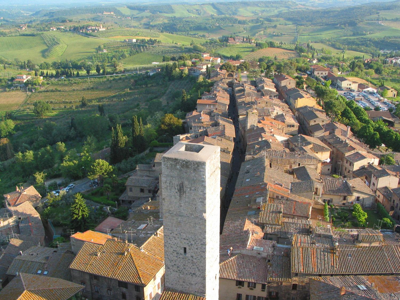 tuscan biking tours