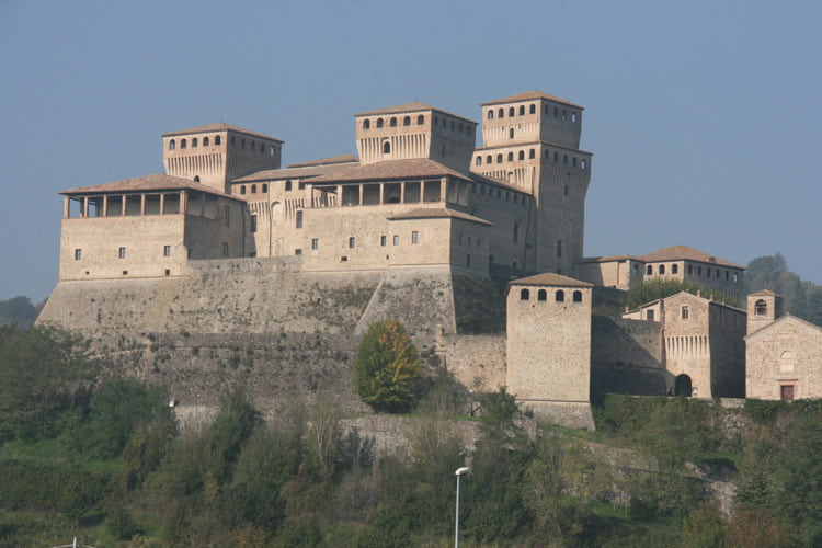 castle of torrechiara