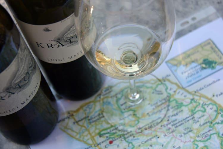 campania wine tours