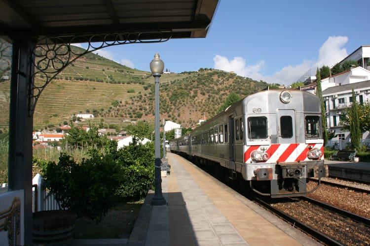 douro valley train