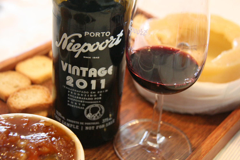 niepoort winery visit