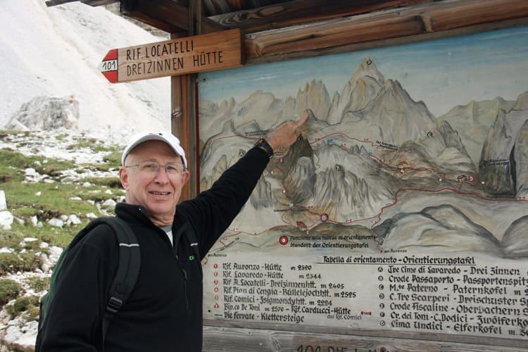 italy trekking tours