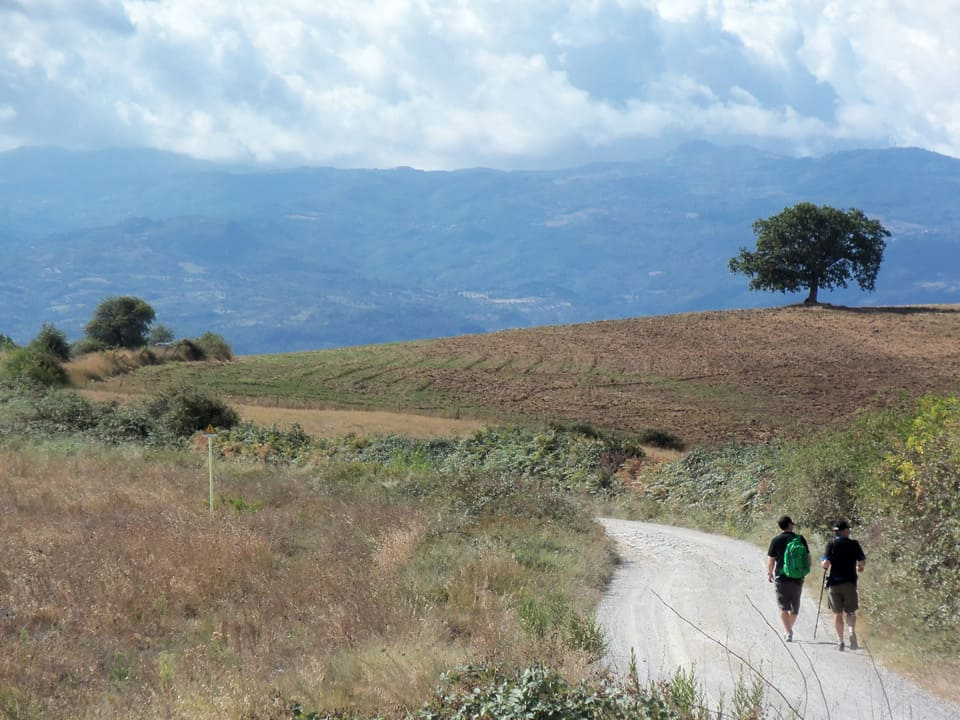 tuscany hiking tour