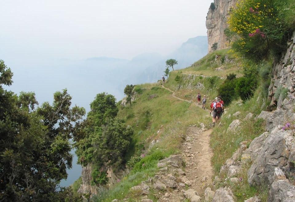 amalfi path of the gods