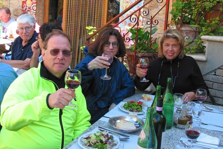 bike tours in chianti