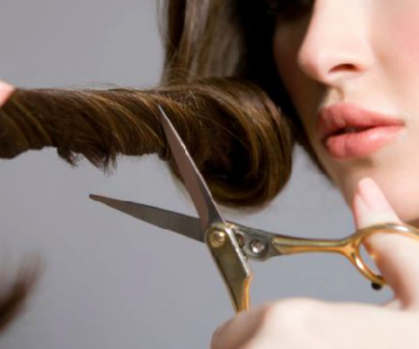 Get a trim - Cutting off split ends and having a fresh cut can not only make you look and feel great, it gets rid of damage and helps new hair to grow.Book your appointment by calling 01865 553725 or click on the 'book a haircut' button, below.