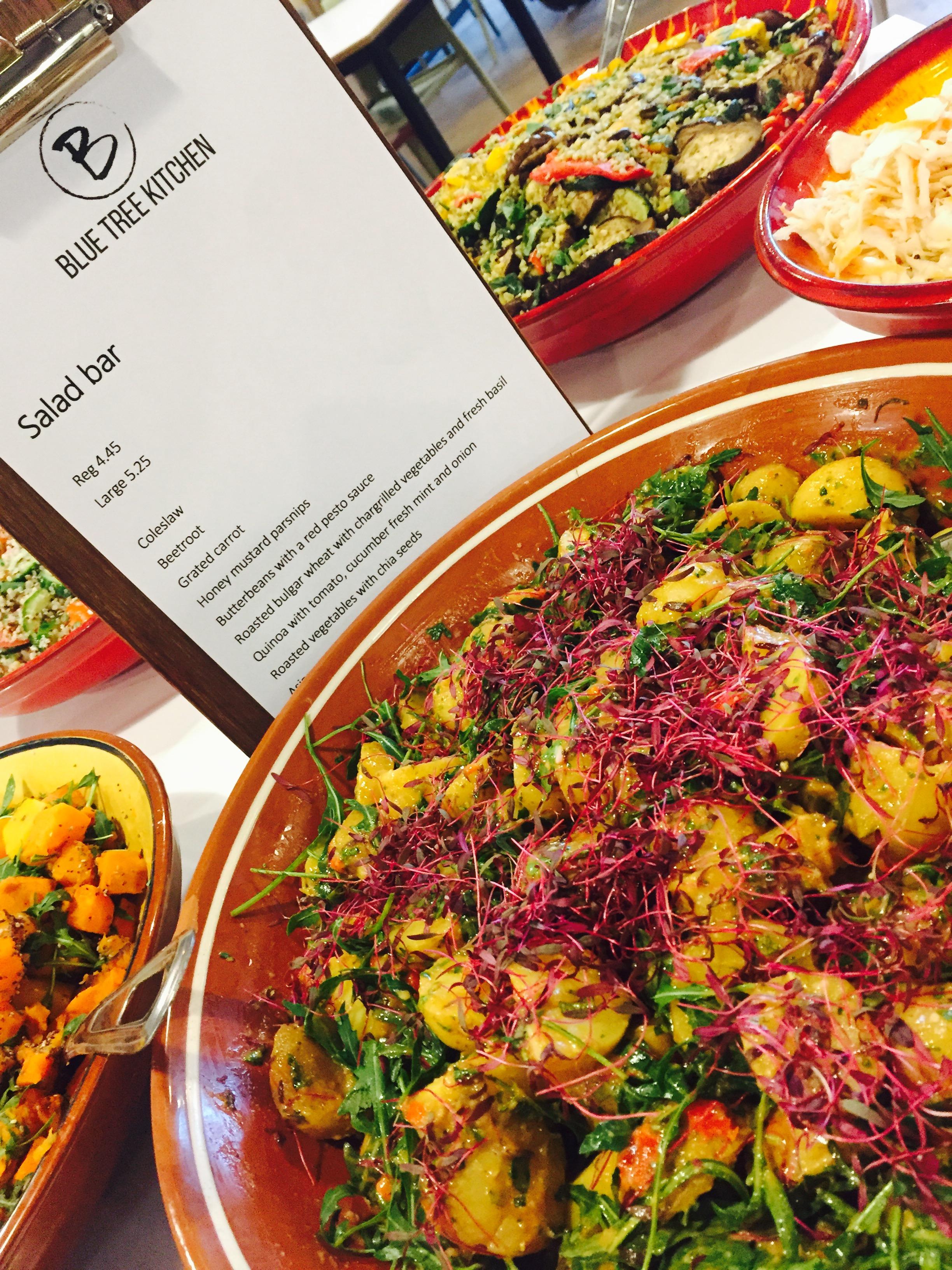 Blue Tree Kitchen Cafe London