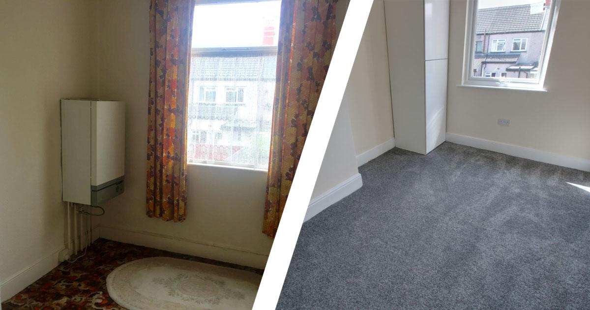 bedroom refurbishments source my property