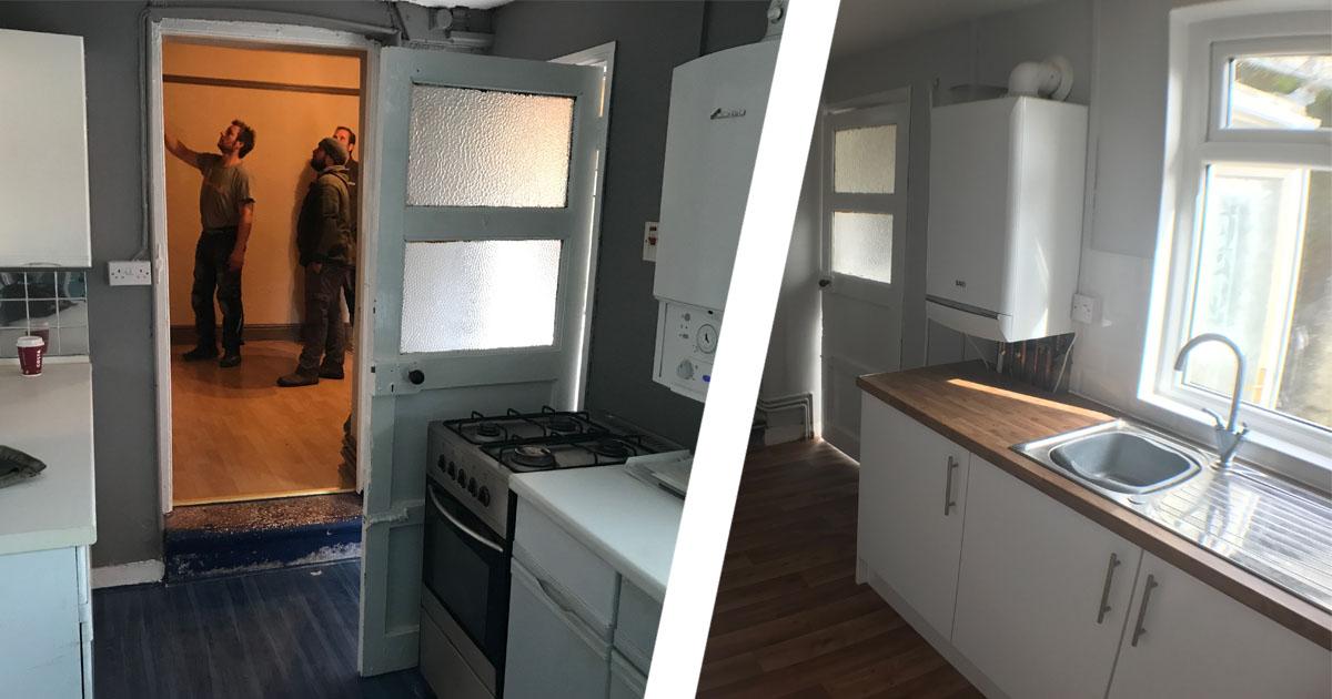 kitchen refurbishment source my property