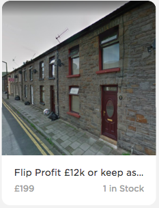 Asking Price:  £55,000   Agreed Sale Price:  £45,000   Done Up Value Estimate:  £85,000   Refurbishment Budget:  £20,000   Potential Profit : £11,854   Potential Cash Flow as BTL : £250