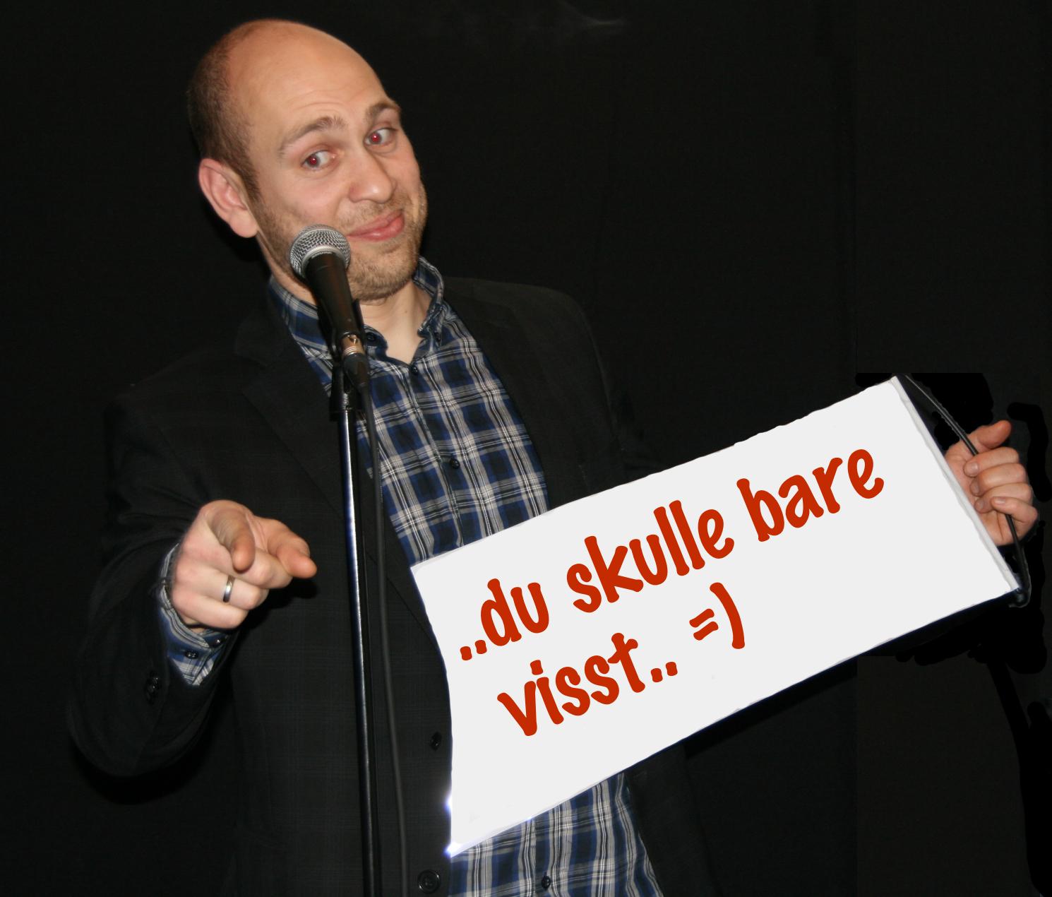 Familieshow med Håvard Sand - Søndag 7. okt klokken 12.30 går Håvard Sand på scenen og garanterer ett show spekket med magi og humor som passer hele familien.Showet er inkludert i helgepasset