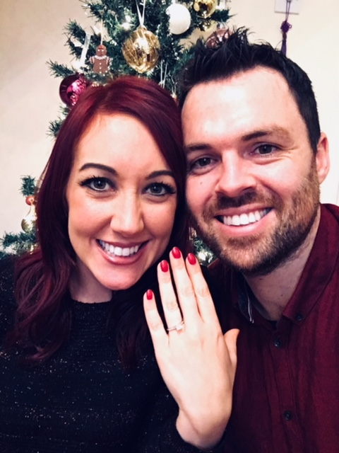 Shopping for a diamond is a curious thing. There are so many elements to consider. I was very happy to have a guide….(he created) the most perfect ring she has ever seen. She tells me all the time. Thanks Chris.