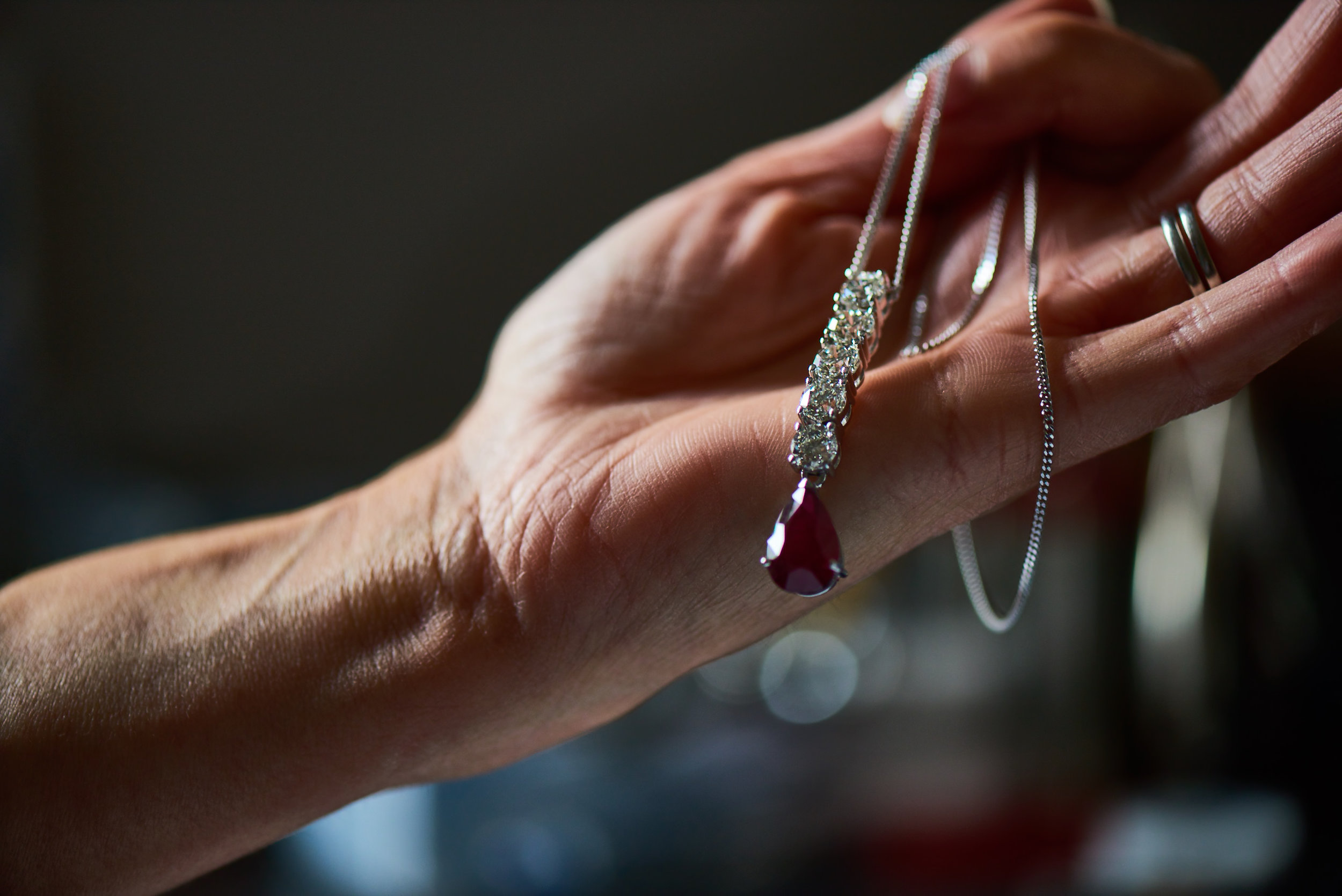Jewellery valuations - what to expect