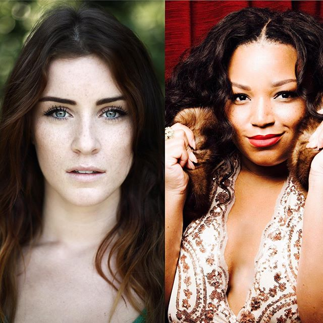 🚨New Guest Announcement🚨 The fantastic sangin'  Lucie Jones @luciejones1 will be joining me at my concert THIS SUNDAY May 19th I mean these two voices together is going to blow the roof off the @theotherpalace Tix link in bio! Tickets selling fast!