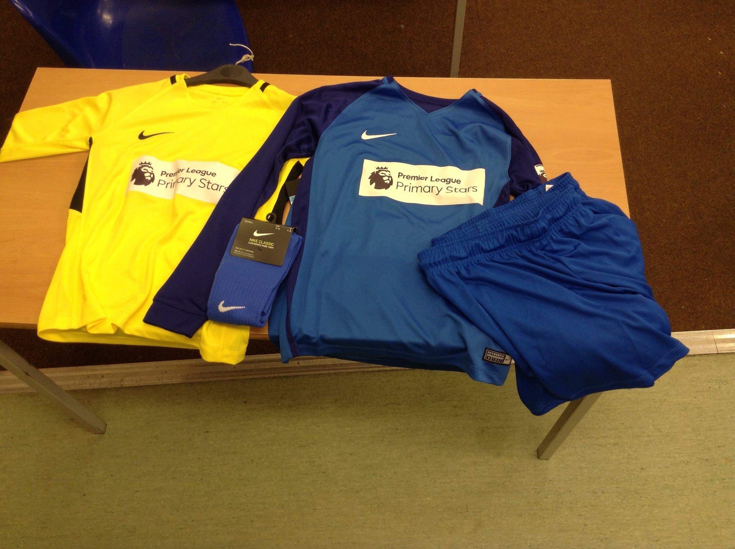 - New Sports Kit!