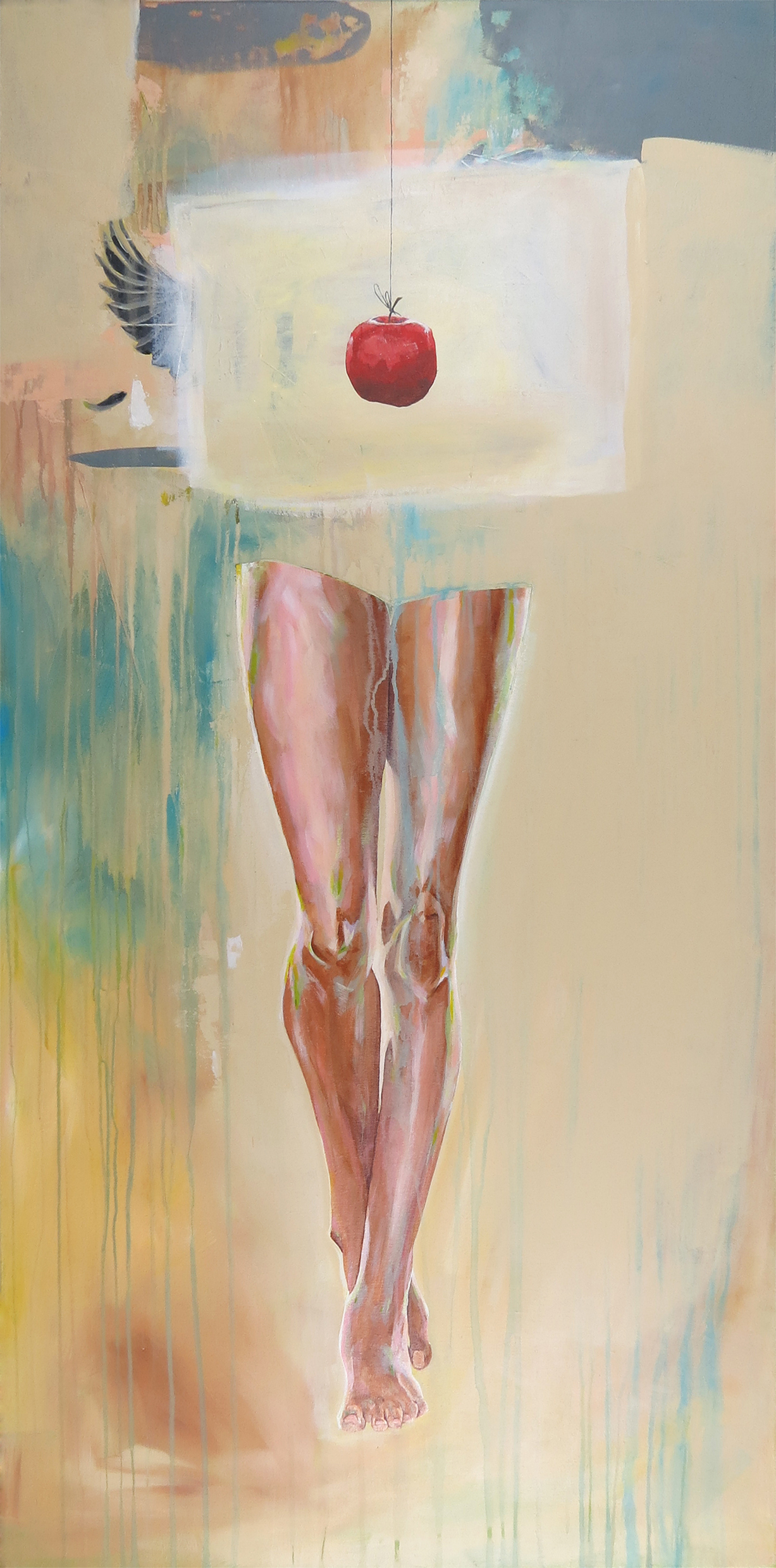 Yassine Mourit - The Villusion Painting No Regrets .jpg