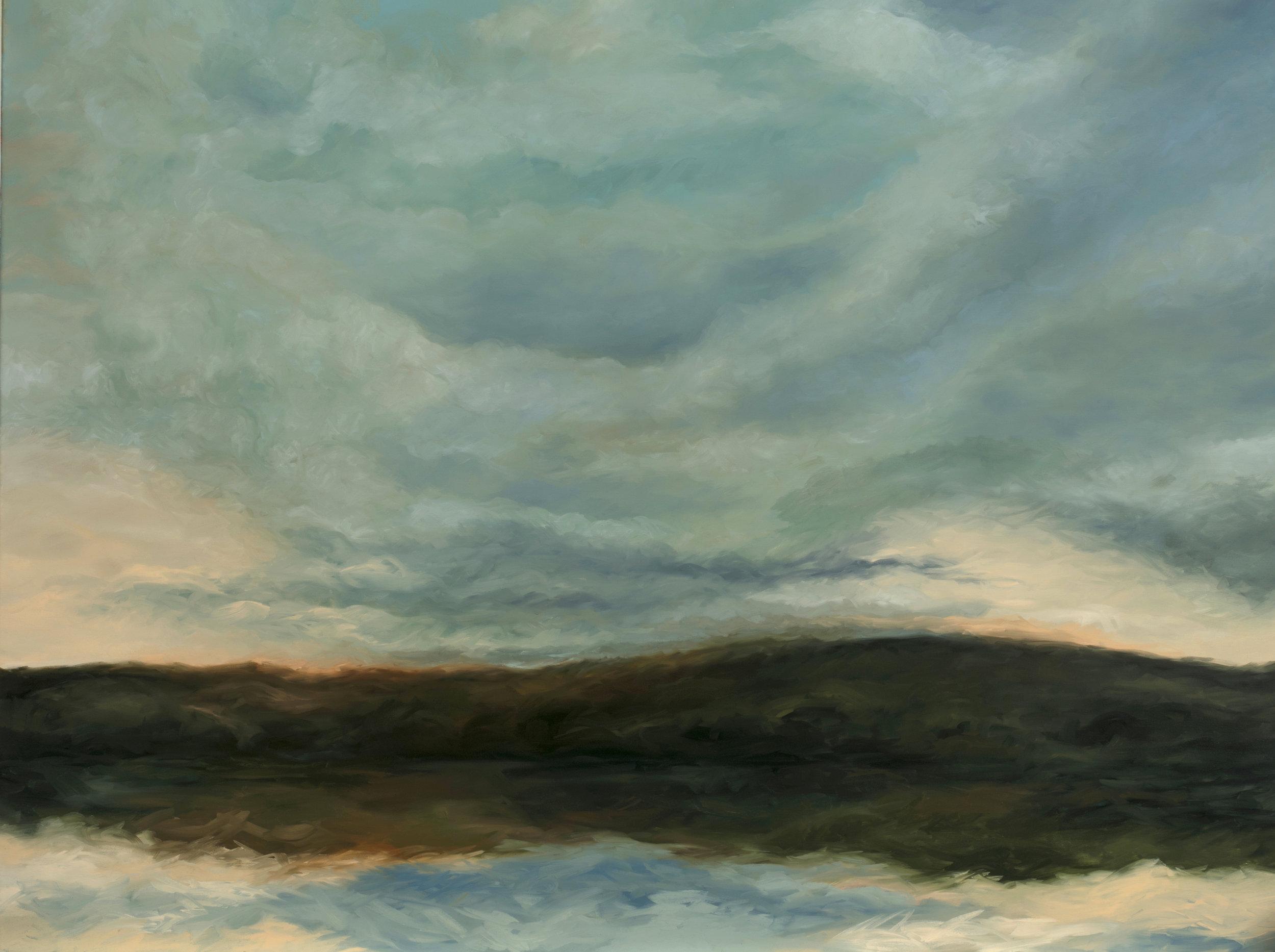 "Fall_Evening_Oil_on_Canvas_2016_36""H_X_48""W_$3500.jpg"