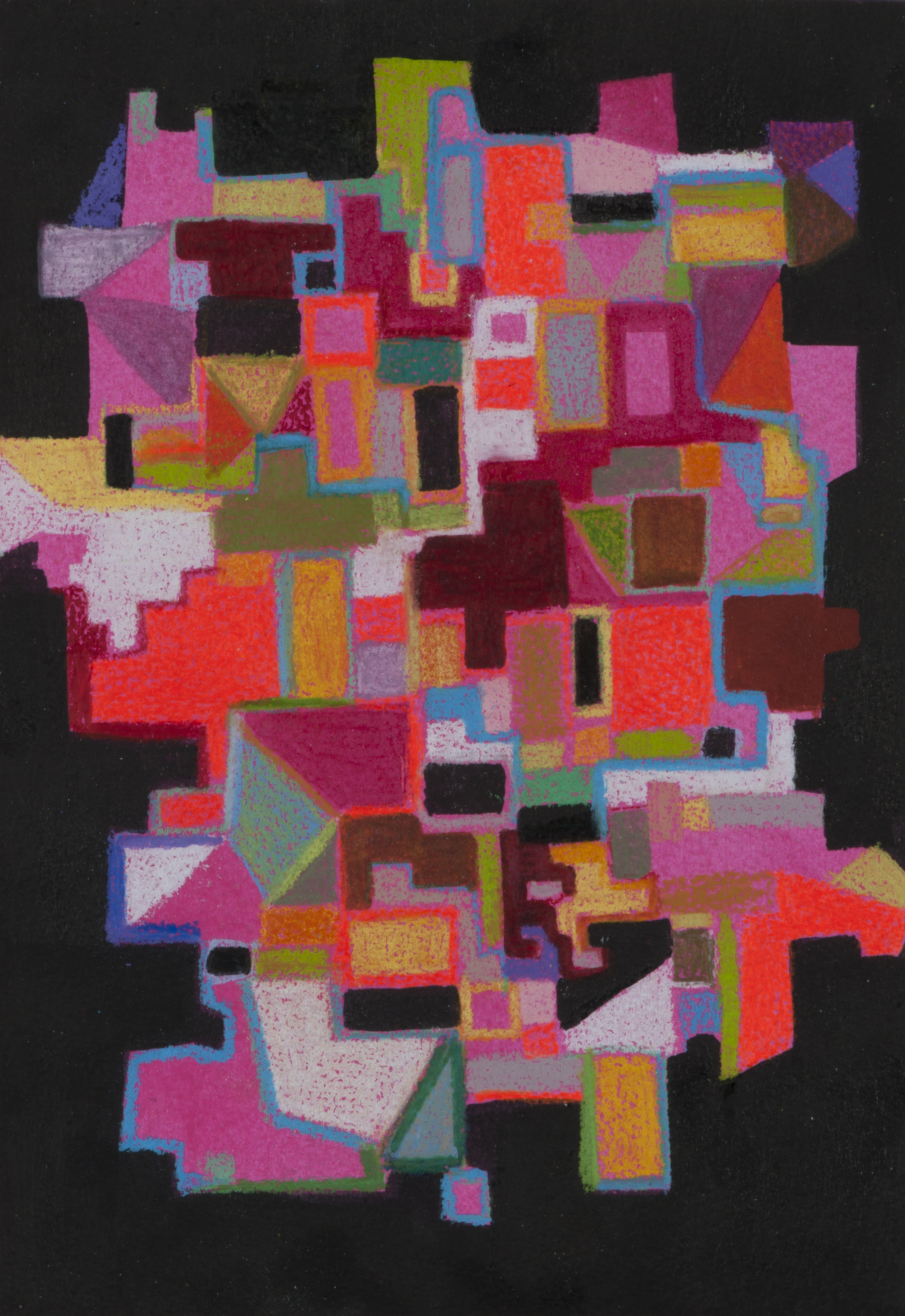 Maryanne Pollock: contemporary abstract painter and printmaker