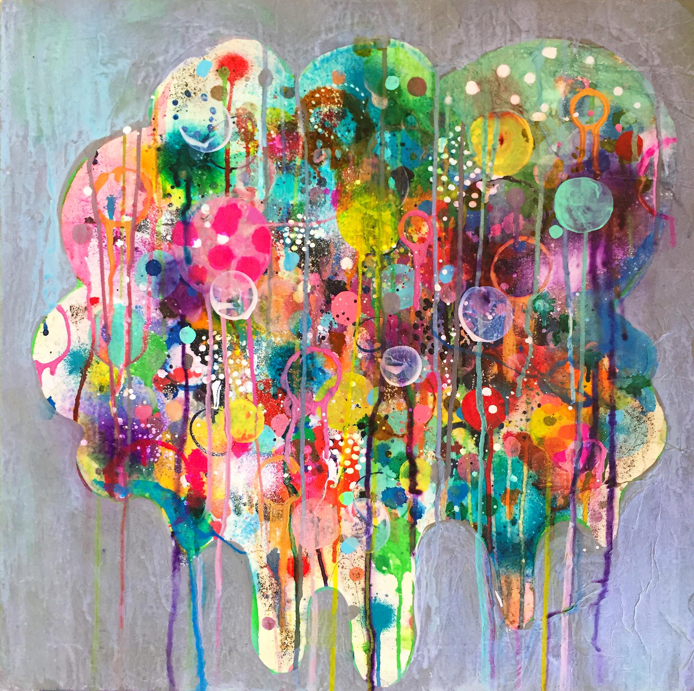Painting by Liz Tran