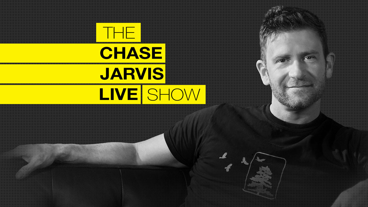 4. The Chase Jarvis LIVE Show