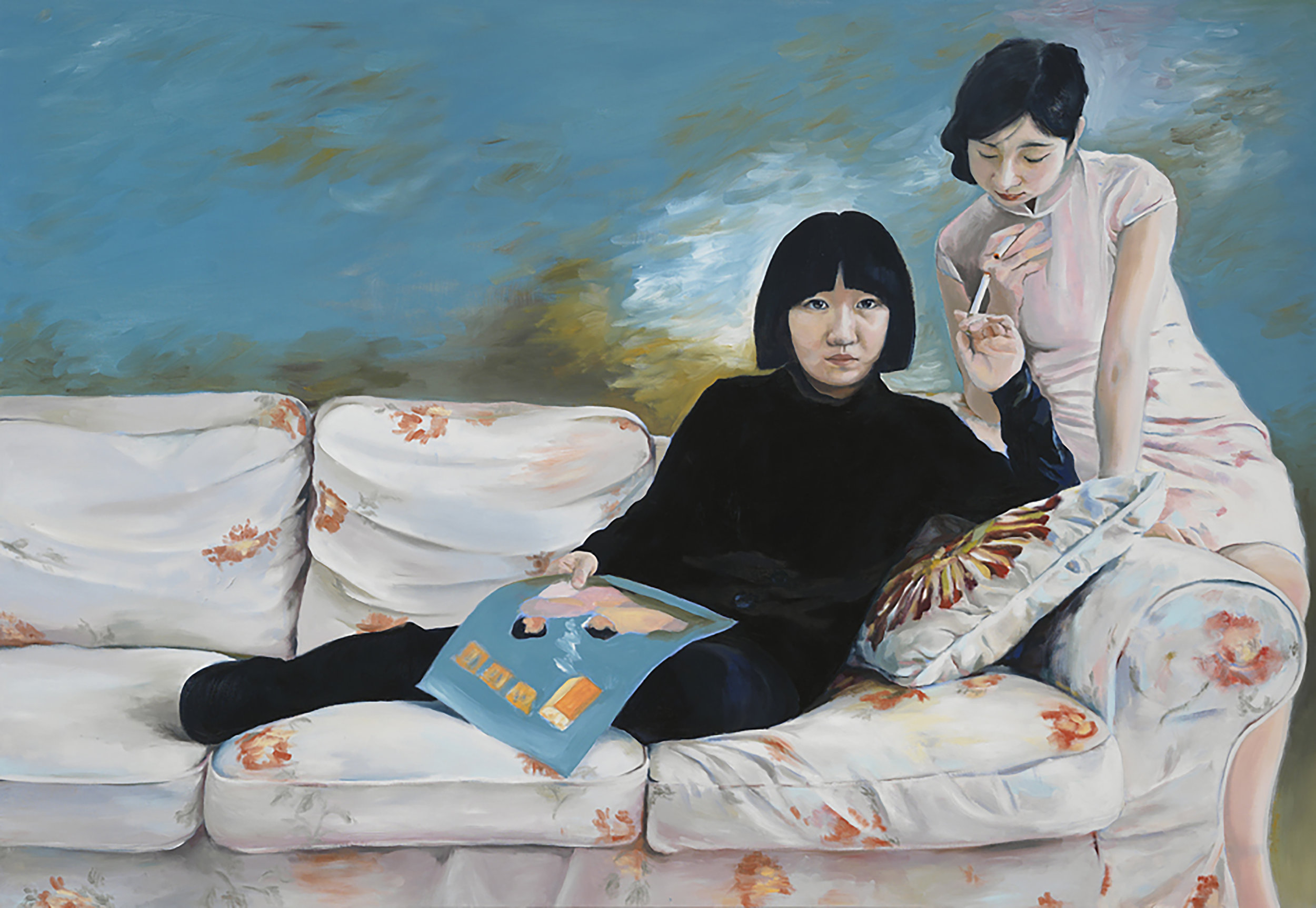 Qing_Song_Cigarette_Girls_III_Oil_on_Canvas_42x60.jpg
