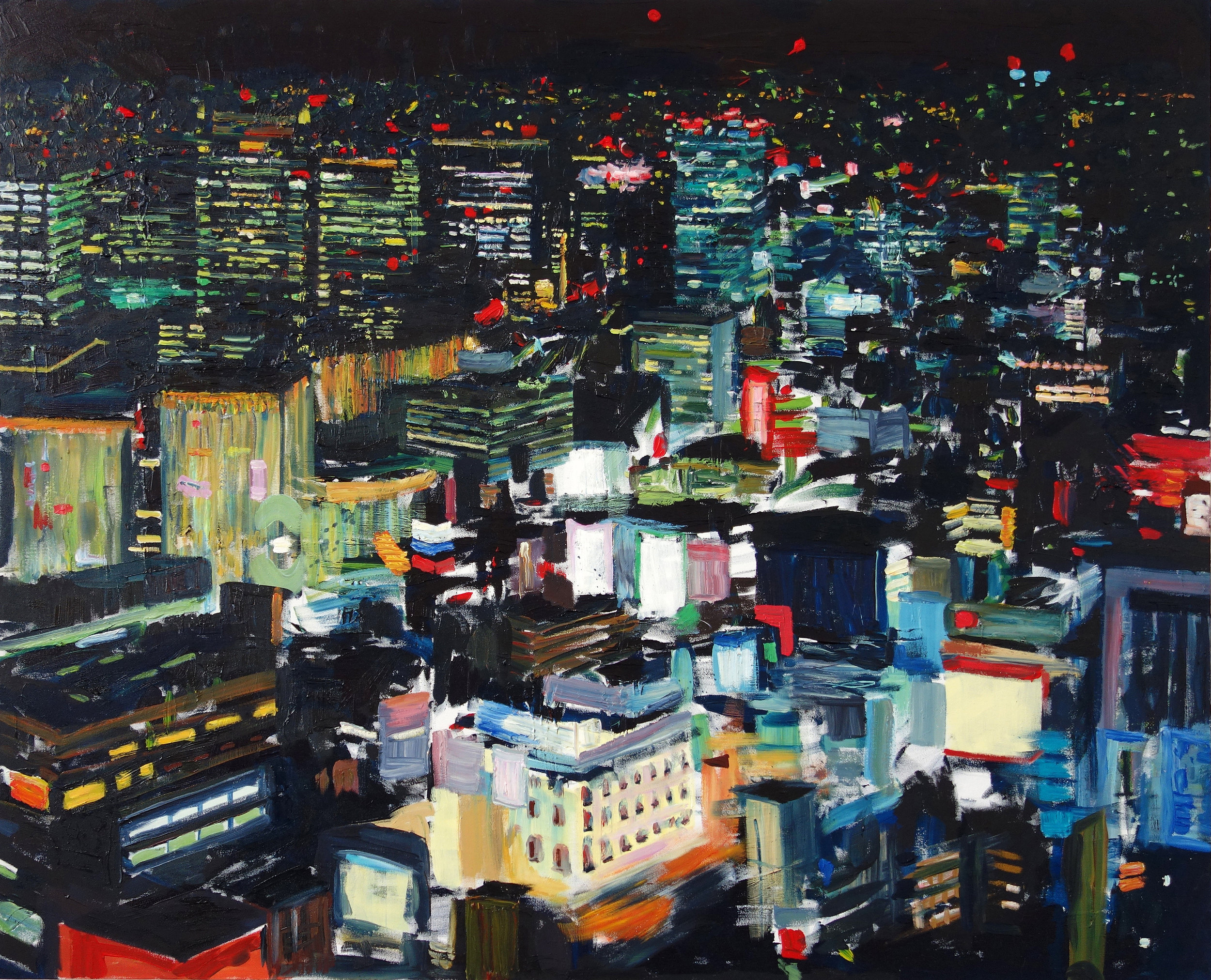 Verdjinia Contemporary Painting
