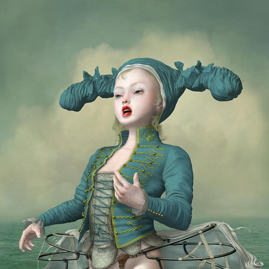 Ray Caesar, Song For The Dearly Departed, 24x24, Digital Ultrachrome print on archival paper, Edition of 20, April 2018  .jpg
